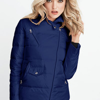 Moto Puffer Jacket - Victoria's Secret