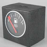 The Fill 'Er Up Gas Tank Coin Bank