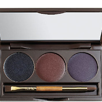 tarte Colored Clay Precision Cream Liner Palette & Brush — QVC.com