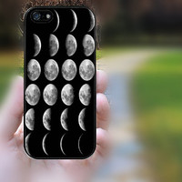 ipod 4 case,ipod 5 case,S3 mini,S4 mini,z10 case,q10 case,iphone 4 case,iphone 4s case,cute iphone 4 case--moon,in plastic,silicone.
