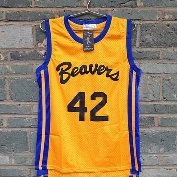 "THROWBACK Scott Howard ""Teen Wolf"" Jersey"