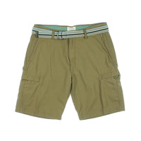 Weatherproof Garment Company Mens Cotton Flat Front Casual Shorts