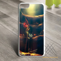 little mermaid design Custom case for iPhone, iPod and iPad