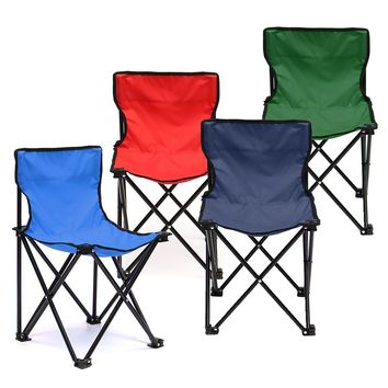56x34x32cm Portable Folding Chair Seat Oxford cloth durable Stool for Camping Hiking Fishing Beach Garden Picnic Outdoor Tools