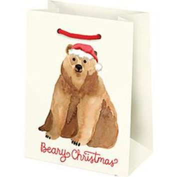 Beary Christmas Small Bag
