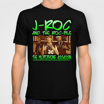 J-Roc & The Roc-Pile | Microphone Assassin | Trailer Park Boys T-shirt by Naked N Pieces