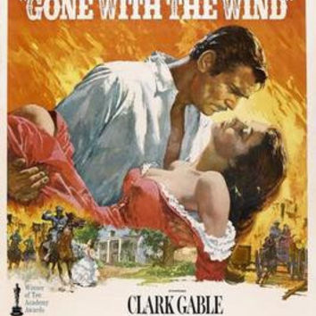 Gone With The Wind Movie Poster 11x17 Mini Poster
