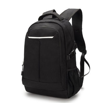 Men Canvas Casual Retro Backpack
