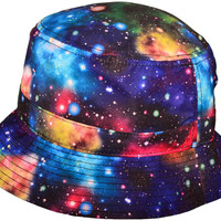 KB Black Galaxy Bucket Hat