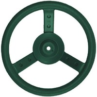 Eastern Jungle Gym Plastic Steering Wheel - Green