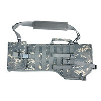 Tactical Rifle Scabbard/Dig. Camo