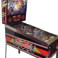 Pinball Machines - F-14 Tomcat Pinball Machine - The Pinball Company