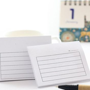 Strip Sticky Note 40sheets
