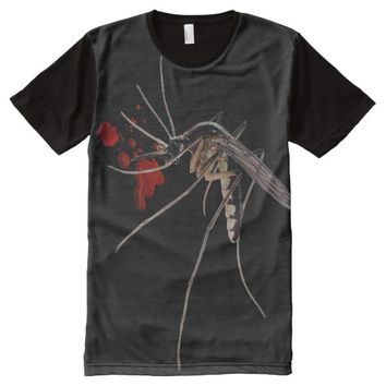 The Mosquito Coast All-Over-Print T-Shirt