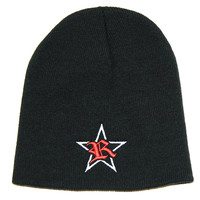 Right Star-Knit Hat (Beanie)