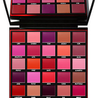Smashbox Be Legendary Lipstick Palette: For 25 Years Our Lips Have Been Sealed