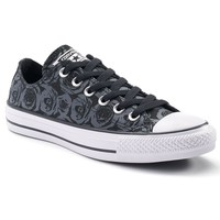 Converse Chuck Taylor All Star Rose Sneakers for Women (Grey)