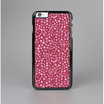 The Small Pink Hearts Collage Skin-Sert for the Apple iPhone 6 Plus Skin-Sert Case