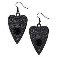 Planchette Ouija Dangle Earrings - Spencer's
