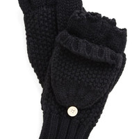 ModCloth Urban Saturday at the Stables Convertible Gloves in Black