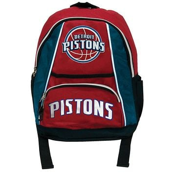 Detroit Pistons - Logo Rebound Mini Backpack