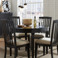 Captiva Round Dining Room Furniture Collection - furniture - Macy's