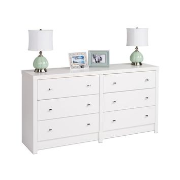 Calla 6-Drawer Dresser