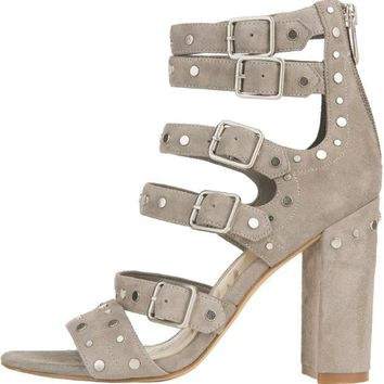 DCCKLP2 Sam Edelman for Women: York Grey Stud Heels