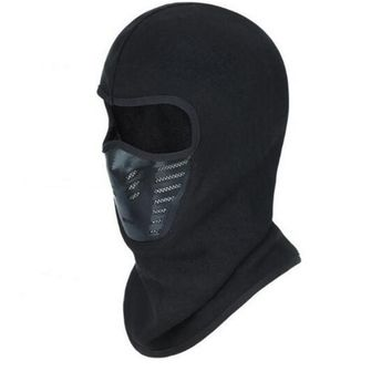 Autumn Winter outdoor Bicycle Camping hunting caps Windproof Face Mask Neck Helmet Beanies Thermal Fleece Balaclava Hat