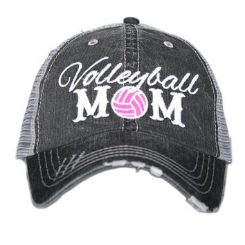 Katydid Volleyball Mom Hat