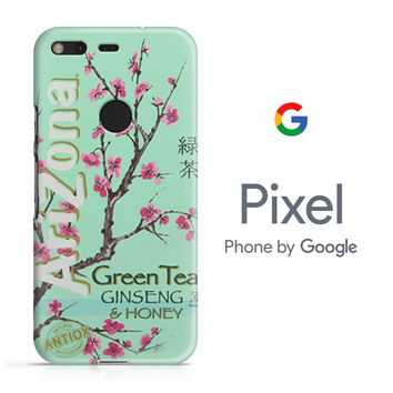 Arizona Green Tea SoftDrink Google Pixel XL Phone 3D Case