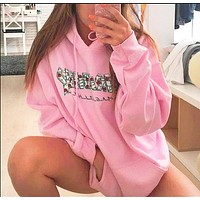 Thrasher Men/Women sportswear Thrasher hoodie Sweatshirt With T-shirt Top