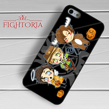 Supernatural Halloween - zZzA for  iPhone 6S case, iPhone 5s case, iPhone 6 case, iPhone 4S, Samsung S6 Edge