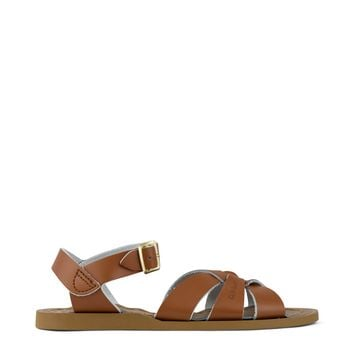Salt Water Sandal Girls - Tan