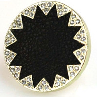 Gold Starburst Ring