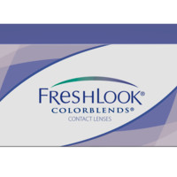 FreshLook ColorBlends Contact lenses (2 Lenses per box)