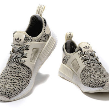 """Adidas"" NMD Boost Women Men Running Sport Casual Shoes Sneakers"