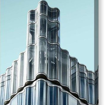 Urban Architecture - Oxford Street, London, United Kingdom 3 - Canvas Print