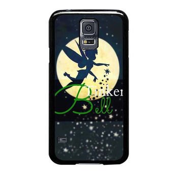 tinkerbell in the moon christmas samsung galaxy s5 s3 s4 s6 edge cases