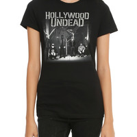 Hollywood Undead Warehouse Girls T-Shirt