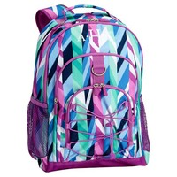 Gear-Up Multi Cool Ikat Stripe Backpack