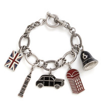 ModCloth Travel No Place like London Bracelet