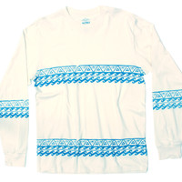 Altru Apparel Wave Pattern LS Tee (M only)
