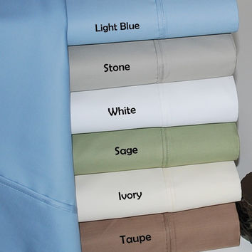 BLOWOUT SALE!! - 600TC Egyptian Cotton Sheet Set