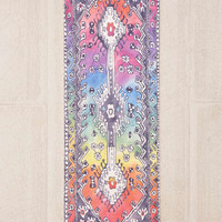 Magic Carpet Yoga Mats Rainbow Traditional Yoga Mat - Urban Outfitters