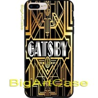 New Hot Rare The Great Gatsby CASE iPhone 6s/6s+7/7+8/8+,X and Samsung