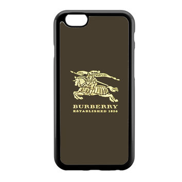 Burberry Logo iPhone 6 Case
