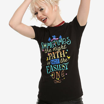 Disney Pocahontas Right Path Girls T-Shirt