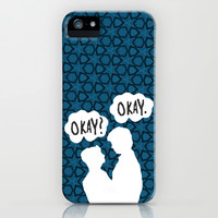 Okay-The Fault in Our Stars iPhone & iPod Case by Anthony Londer | Society6