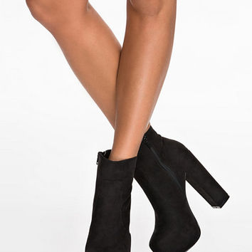 High Heel Boot - Nly Shoes - Black - Party Shoes - Shoes - Women - Nelly.com